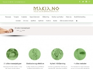 Makia Oslo - the best voksing in Olso